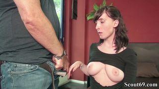 Abmelken porn